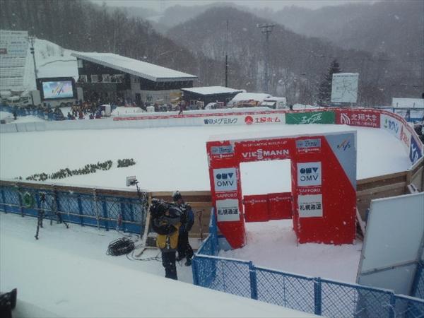 FISスキージャンプワールドカップレディース札幌大会