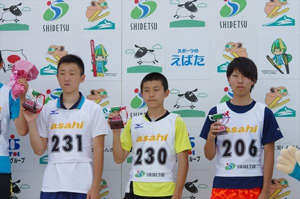 中学生表彰2