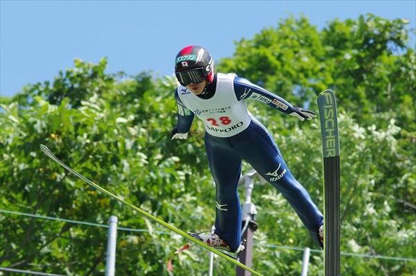 伊藤 有希 第33回札幌市長杯宮の森サマージャンプ大会 | sora色ジャンプ