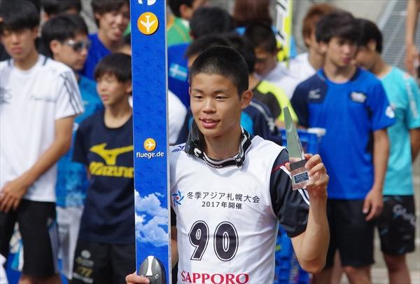第33回札幌市長杯宮の森サマージャンプ大会