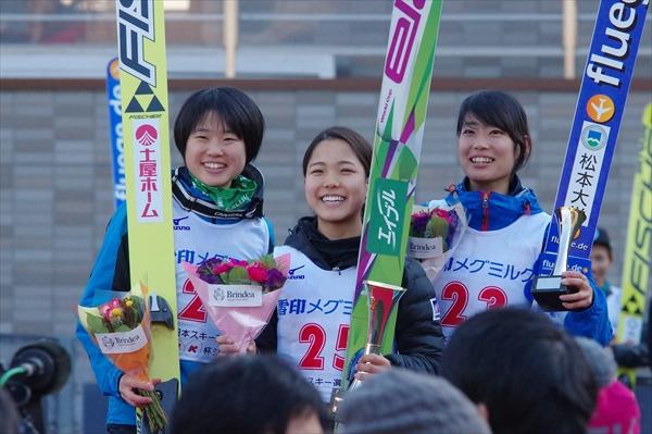 女子NHK杯