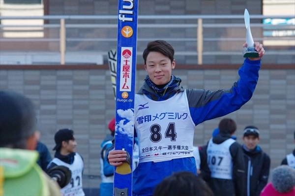 NHK杯最長不倒 小林
