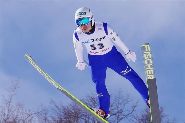 ジャンプ カップ スキー ワールド