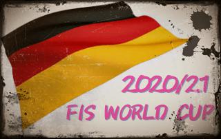 2020/21女子ジャンプワールドカップ