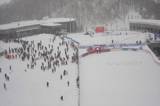 スキージャンプワールドカップ札幌大会